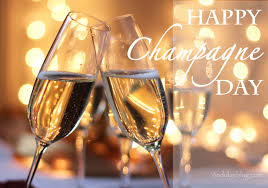 happy champagneday
